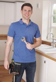Tim, one of our Columbing plumbing experts has just finished adding a new kitchen faucet